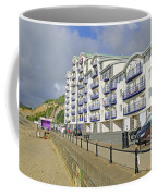 New Flats Overlooking Sandown Esplanade Coffee Mug