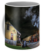 New Freedom Pa Steam Train Coffee Mug