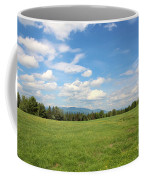 New Hampshire Mountain Meadow Coffee Mug