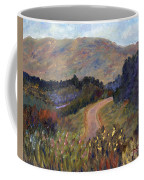 New Hampshire Road Coffee Mug