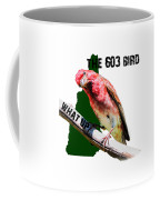New Hampshire State Bird The Purple Finch Coffee Mug