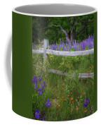 New Hampshire Wildflowers Coffee Mug