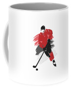 New Jersey Devils Player Shirt Coffee Mug