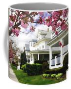 New Jersey Shore Spring Coffee Mug