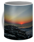 New Jersey Shore - Townsends Inlet Coffee Mug