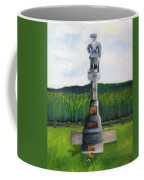 New Jersey Soldier At Monocacy Battlefield In Frederick Md. Coffee Mug