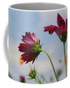 New Jersey Wildflowers In The Wind Coffee Mug