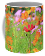 New Jersey Wildflowers Coffee Mug