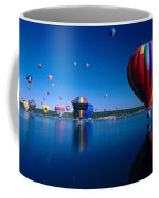 New Mexico Hot Air Balloons Coffee Mug