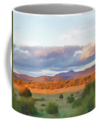 New Mexico Pastel Coffee Mug