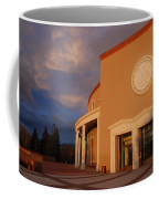 New Mexico State Capital Building Coffee Mug