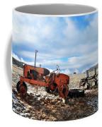 New Mexico Tractor Coffee Mug