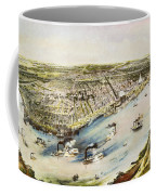 New Orleans, 1851 Coffee Mug