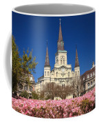 Jackson Square New Orleans Coffee Mug