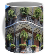 New Orleans Balcony Coffee Mug