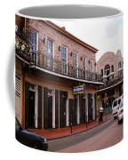 New Orleans Bourbon Street 2004 #43 Coffee Mug