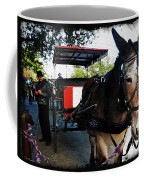 New Orleans Carriage Ride Coffee Mug