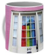 New Orleans Door 10 Coffee Mug