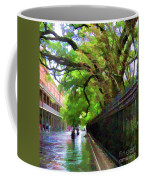 New Orleans French Quarter Paint  Coffee Mug