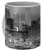 New Orleans In Black And Night Coffee Mug