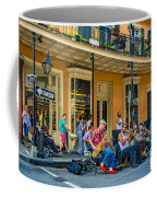 New Orleans Jazz 2 Coffee Mug