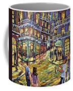 New Orleans Jazz Night By Prankearts Fine Art Coffee Mug