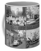 New Orleans Nostalgia Coffee Mug