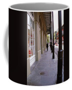 New Orleans Sidewalk 2004 Coffee Mug