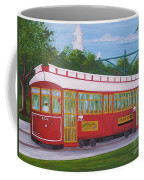 New Orleans Streetcar Coffee Mug
