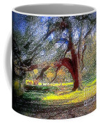 New Orleans Sunday In The Park With George Coffee Mug