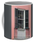 New Orleans Windows 4 Coffee Mug