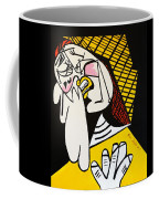New Picasso The Weeper 2 Coffee Mug