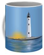 New Point Comfort Light Coffee Mug