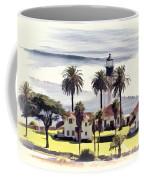 New Point Loma Lighthouse Coffee Mug