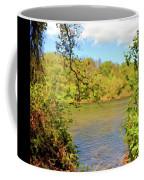 New River Views - Bisset Park - Radford Virginia Coffee Mug