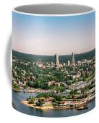 New Rochelle Beach Clubs Coffee Mug