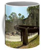New Smyrma Sugar Mill Coffee Mug by Allan  Hughes