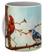 New Buds Of Spring Coffee Mug