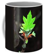 New Spring Leaf Coffee Mug