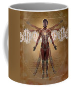 New Vitruvian Woman Coffee Mug