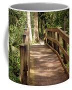 New Wood Bridge Park Trail Coffee Mug