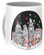 New Year Coffee Mug