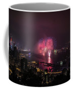 New Year's Eve Fireworks  Coffee Mug