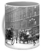 New York 1898 Coffee Mug