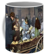 New York: Banana Cart Coffee Mug