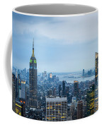 New York Blues Coffee Mug