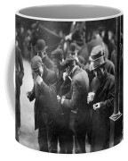 New York: Bread Line, 1915 Coffee Mug