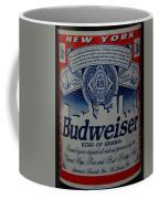 New York Bud Coffee Mug