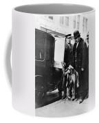 New York: Chimpanzee, C1910 Coffee Mug