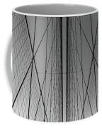 New York City - Brooklyn Bridge Coffee Mug
